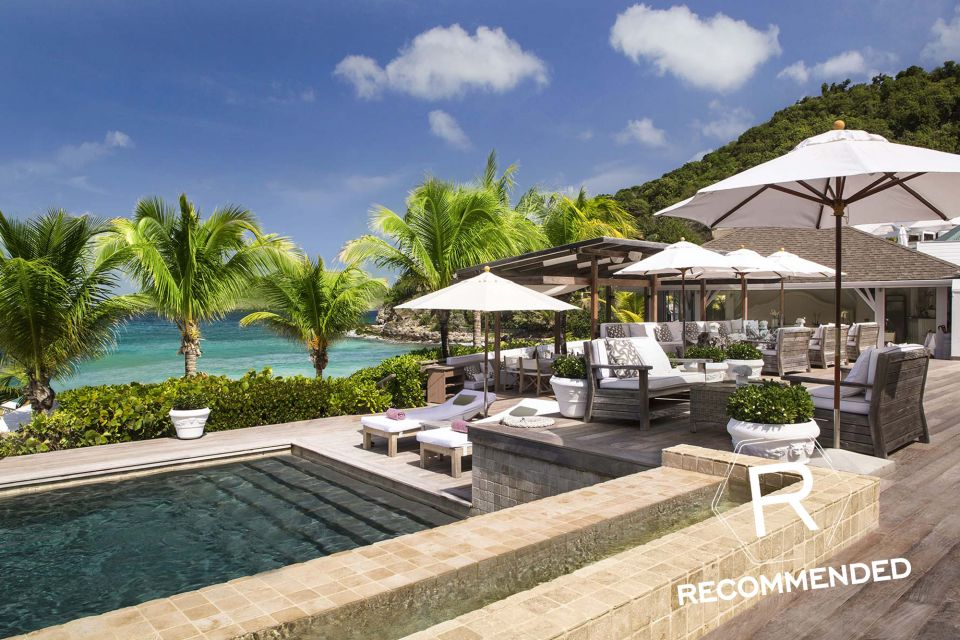 Cheval Blanc Saint Barth Isle de France
